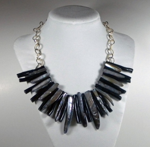 On Sale! The Tribal Glamour Necklace from Junebug Jewelry Designs