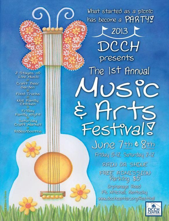 DCCH Music & Arts Festival